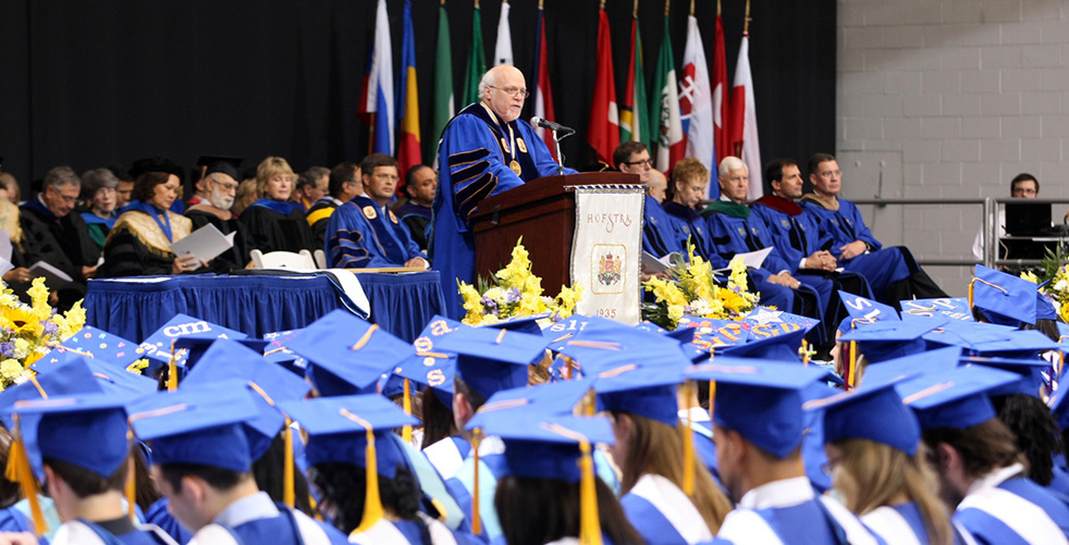 cap and gown – News | Hofstra University, New York