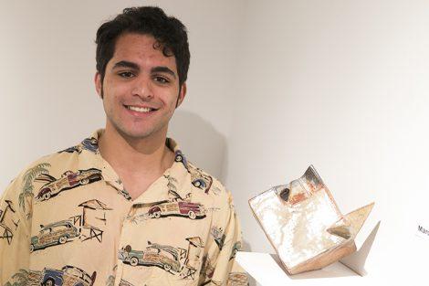 FYC student Marco Rubero