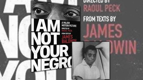 James Baldwin - I Am Not Your Negro