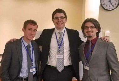 Students at the 2nd Annual Mid-Atlantic Biomaterials Day