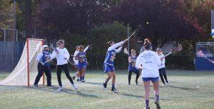 2016 Marc A. Sieben Women's Club Lacrosse Alumni Game