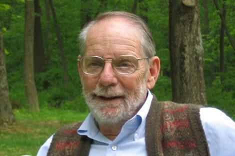 John McPhee. Photo by Yolanda Whitman.