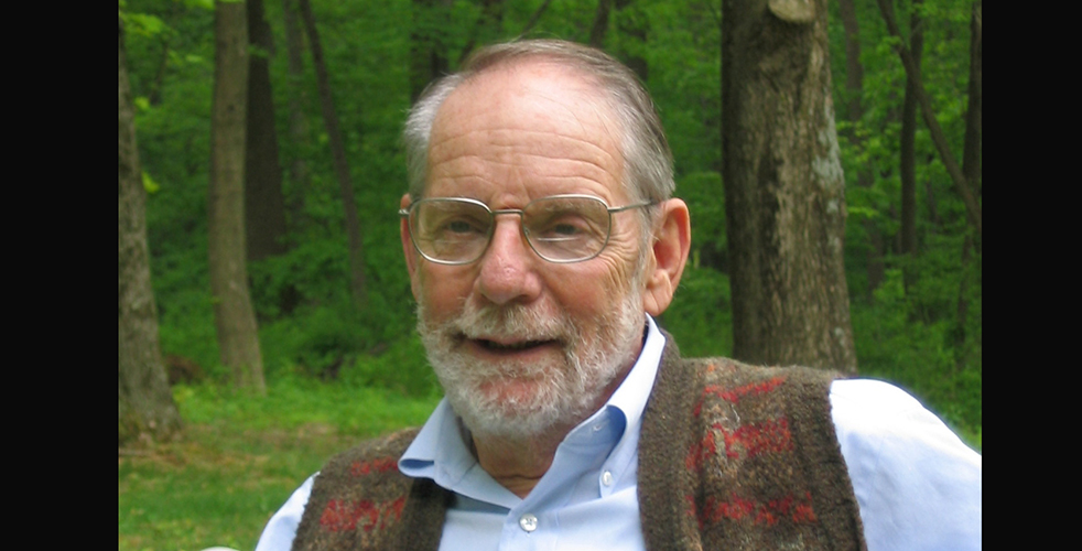 John McPhee. Photo by Yolanda Whitman.