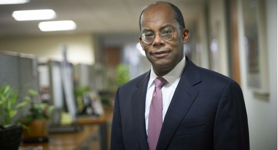 TIAA CEO Roger Ferguson, Jr.