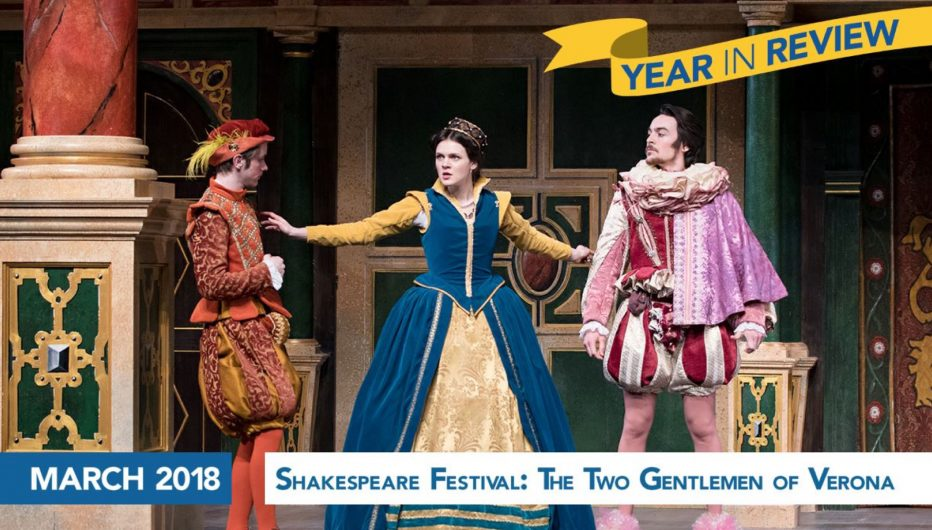 Shakespeare Festival: The Two Gentlemen of Verona