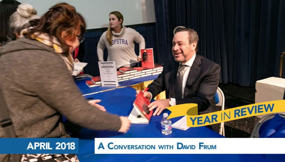 A Conversation with David Frum