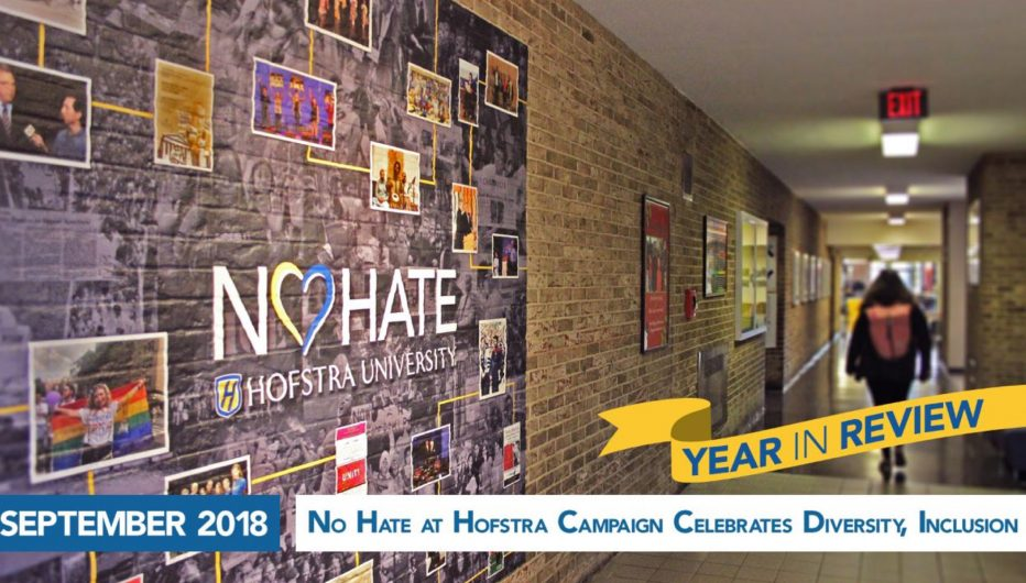 Hofsta No Hate Campaign Celebrates Diversity, Inclusion
