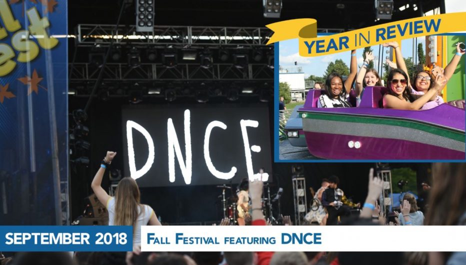 Fall Festival featuring DNCE