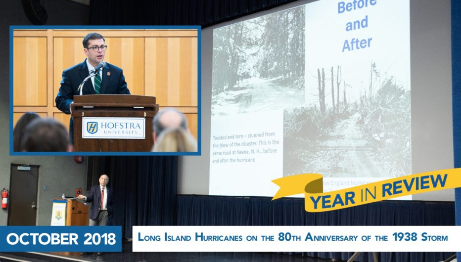 Long Island Hurricanes on the 80th Anniversary of the 1938 Storm: Past, Present, and Future