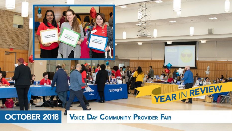Voice Day Community Provider Fair