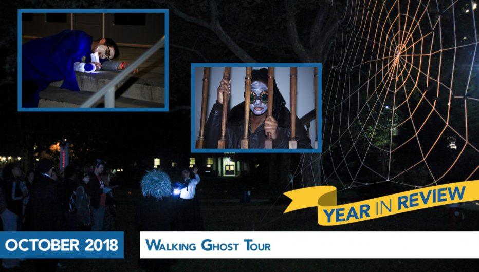 Walking Ghost Tour