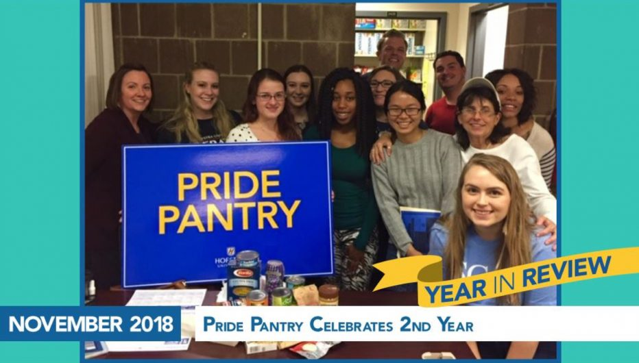 Pride Pantry Celebrates  2nd Year.