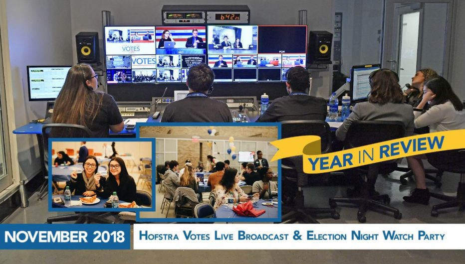 Hofsta Votes Live and Watch party
