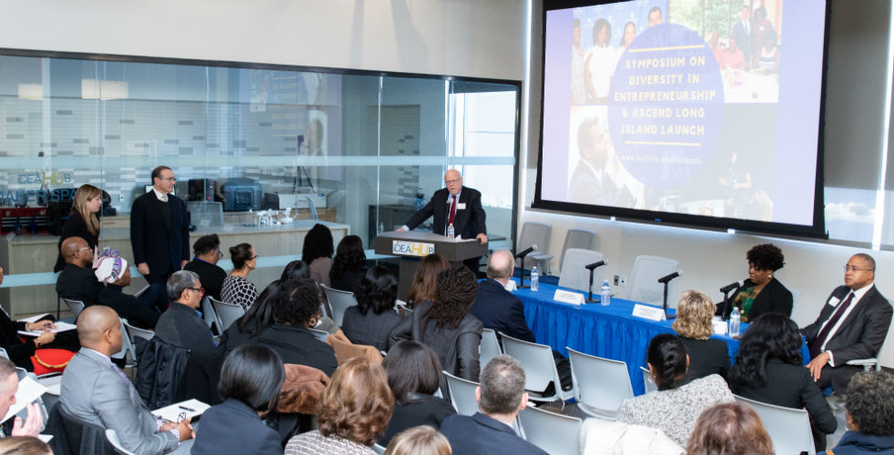 New Program Supports Diverse Entrepreneurs | News | Hofstra