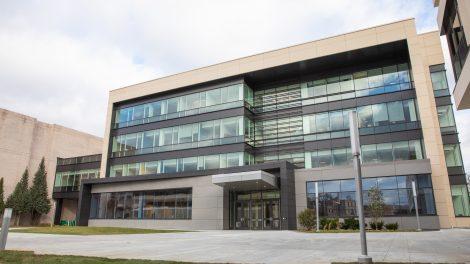 New business school building