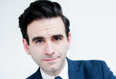 Headshot of Joe Iconis