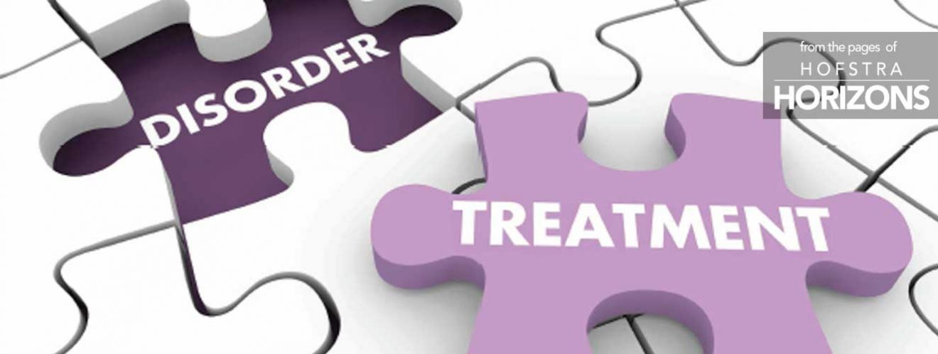 Puzzle - Disorder and Treatment - from the pages of Hofstra Horizons
