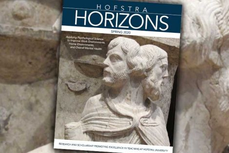 Spring 2020 Issue of Hofstra Magazine