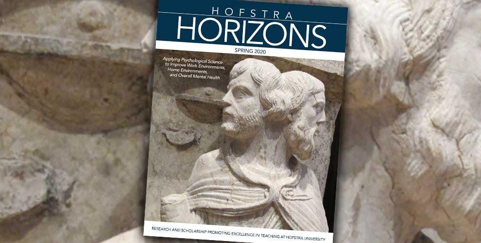 Spring 2020 Issue of Hofstra Magazine